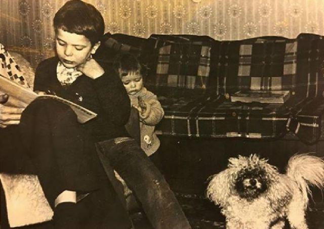 Андрей Курпатов в детстве