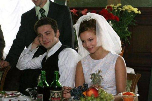 Антон Хабаров и Татьяна Арнтгольц