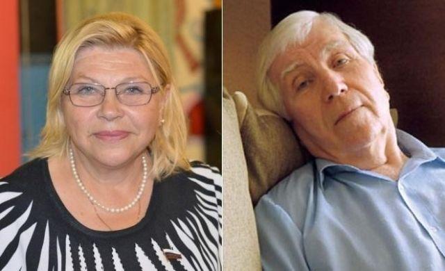 Второй супруг актрисы Е. Драпеко – Олег Белов