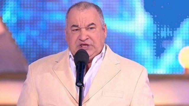Игорь Маменко в телепроекте «Аншлаг»
