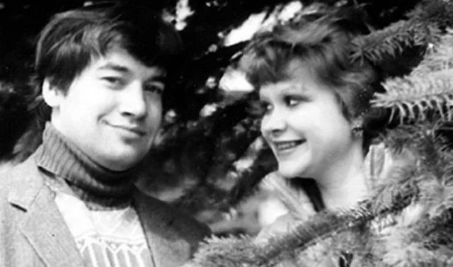 Игорь Маменко с женой