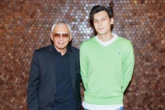 Карен Шахназаров с сыном