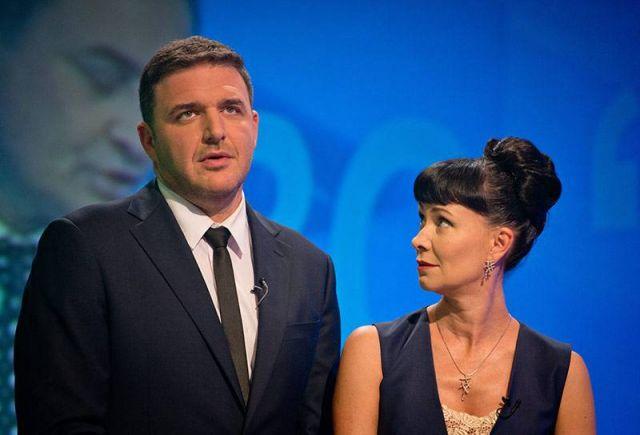 Максим Виторган и Нона Гришаева