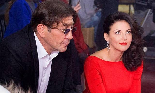 Наталья Власова и Григорий Лепс