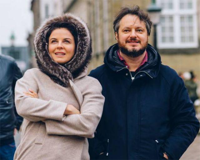 Наталья Власова и Олег Новиков