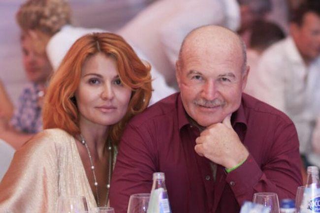Эльвира Касенова и Николай Агурбаш