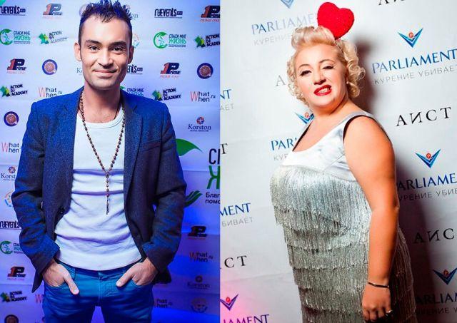 Теона Контридзе и Юрий Титов