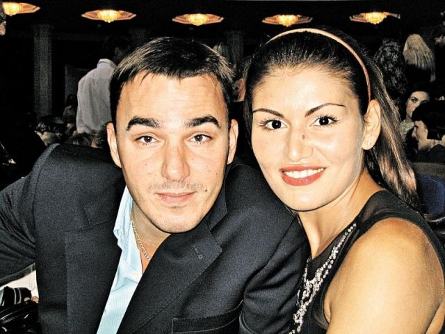 Кирилл и Лолита Андреевы