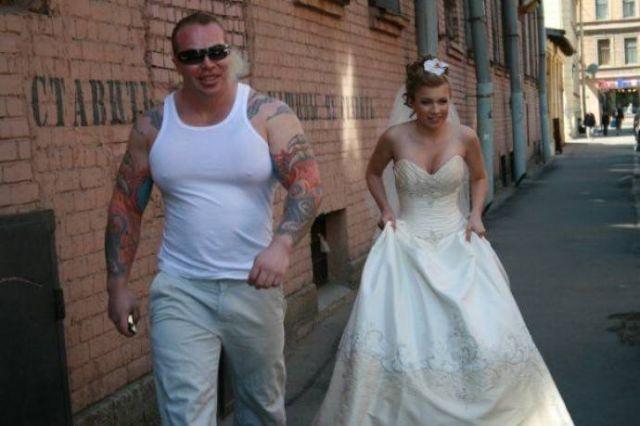 Александр Шпак и его бывшая жена