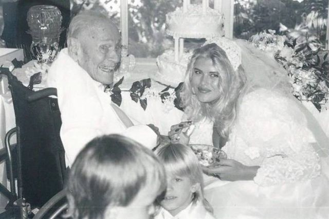 Свадьба Вики Линн с миллиардером