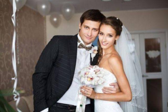 Свадьба Дмитрия Гудкова