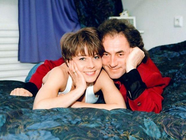 Яак Йоала с женой