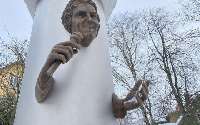 Яак Йоала памятник