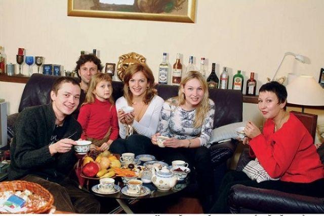 Семья Ильи Древнова