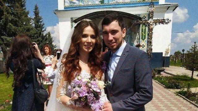 Свадьба Александра Логинова