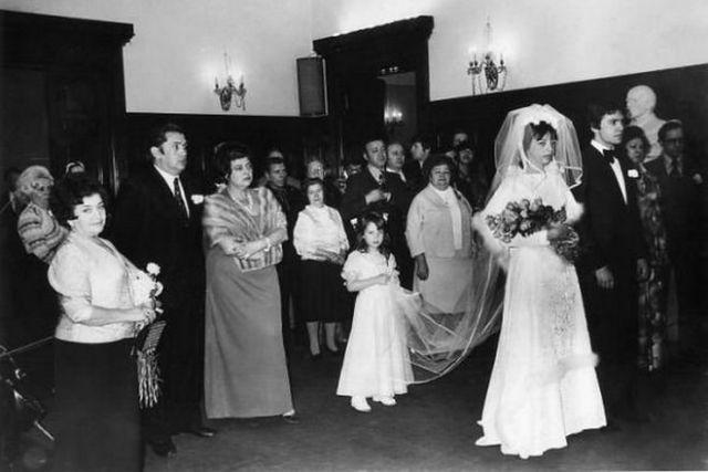Екатерина Рождественская свадьба