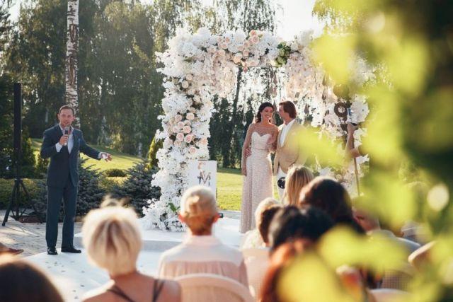 Свадьба Марии Вебер