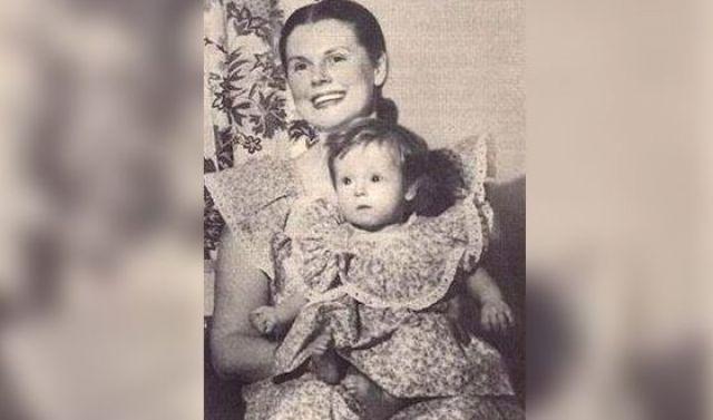 Мерил Стрип в детстве
