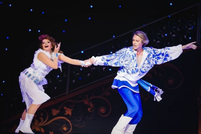Бобрин и Бестемьянова
