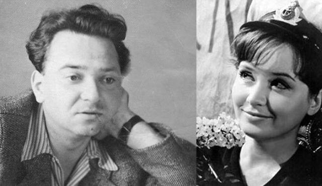 Рудольф Андреевич Борецкий и Татьяна Шмыга