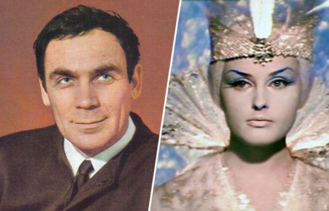 Владимир Заманский и его жена