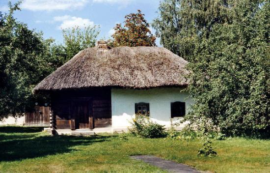 Дом-музей Г. Сковороды