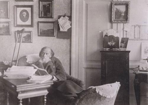 Яков Полонский