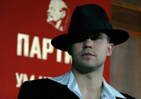 Кирилл Плентев