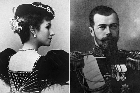 Матильда Кшесинская и Николай Александрович