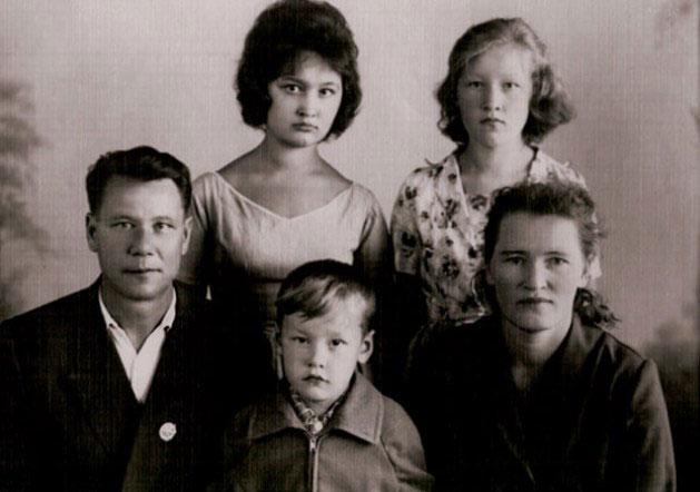 Семья Сергея Собянина