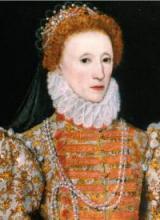 Дочь Анны Болейн и Генриха 8 – Елизавета I