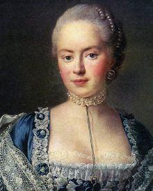 Дарья Салтыкова