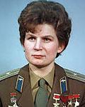Валентина Терешкова - фото