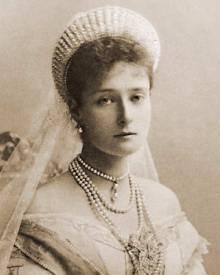 Жена Николая 2 – Александра Федоровна