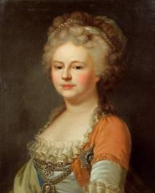 Жена Павла I – Мария Федоровна