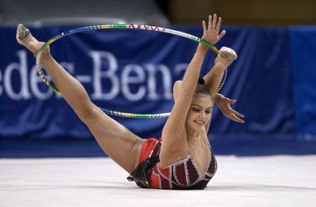 Биография Алины Кабаевой: королева художественной гимнастики