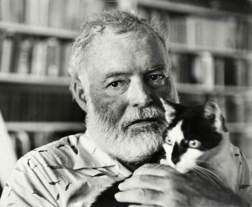 the views on age through ernest hemingways characters Women ignorance in short stories of hemingway hemingway to show his view point toward female characters started to make ernest feel a kind of hatred toward.