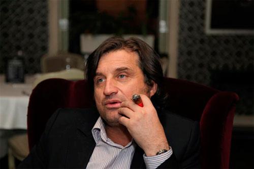 Отар Кушанашвили - фото