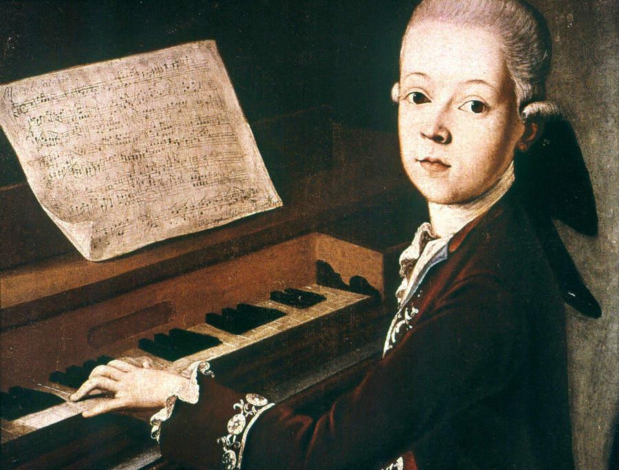 знакомства амадея моцарта с